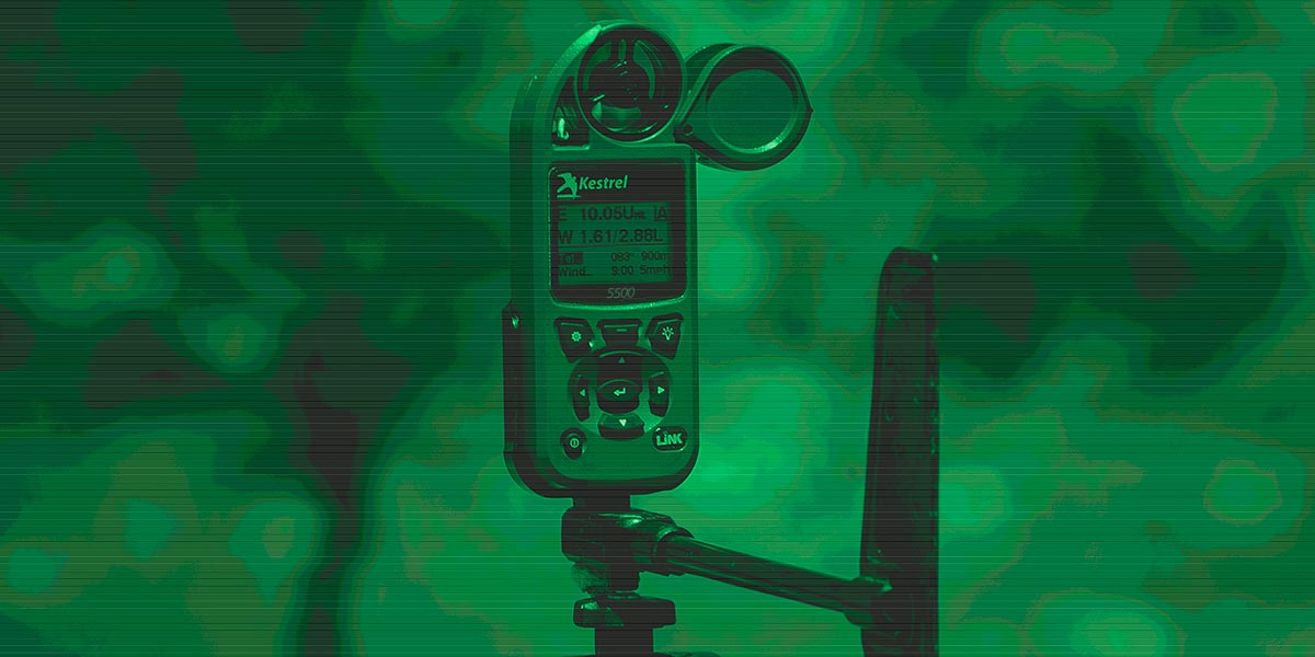 Getting into the Spirit of Ghost Hunting with Kestrel Weather Meters