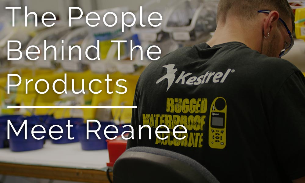People Behind the Products: Meet Reanee