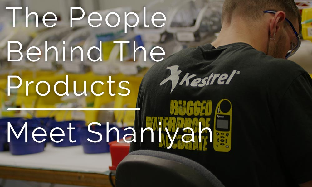 People Behind the Products: Meet Shaniyah