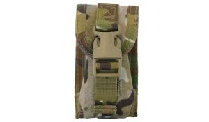 Kestrel Tactical MOLLE-Compatible Case in Black Closed