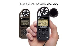 Upgrade your Sportman to and Elite to get the full ballisitics Capability