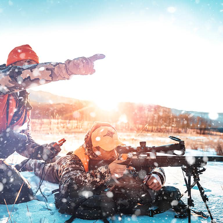 Kestrel Ballistics Meters are rugged and work in almost any environment